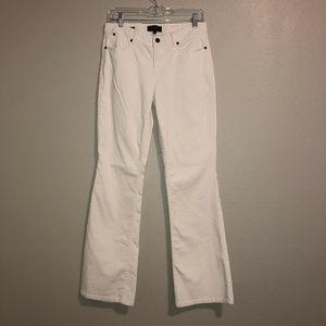 Talbots Signature Boot Cut Corduroy Jeans Sz 4